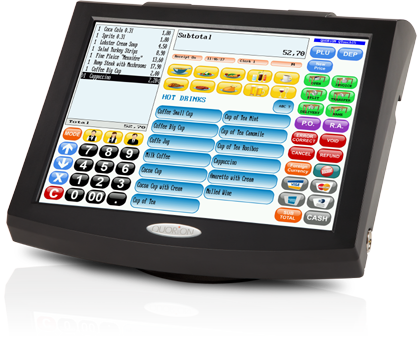 Quorion Epos Touch Screen Terminal Compact Amp Cost