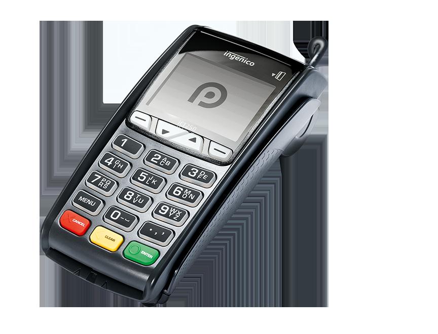 Paymentsense - Ingenico